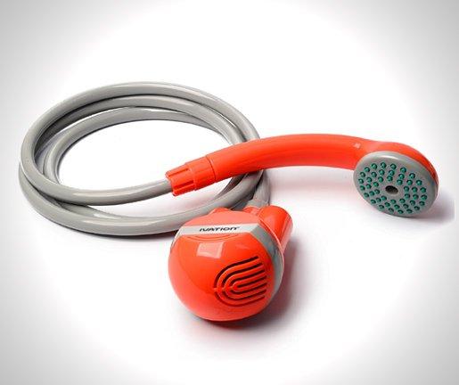 Ivation Portable Handheld Shower