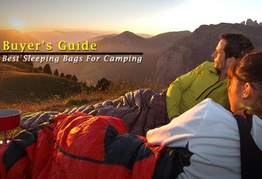 sleeping bags for camping
