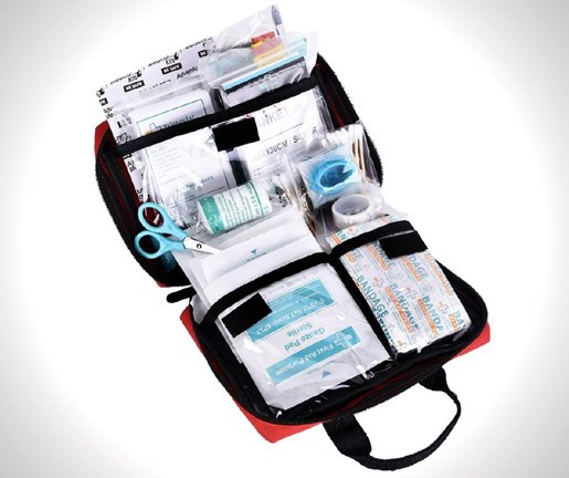 Medical Supply Survival Gear Bag for Outdoor Camping Hiking