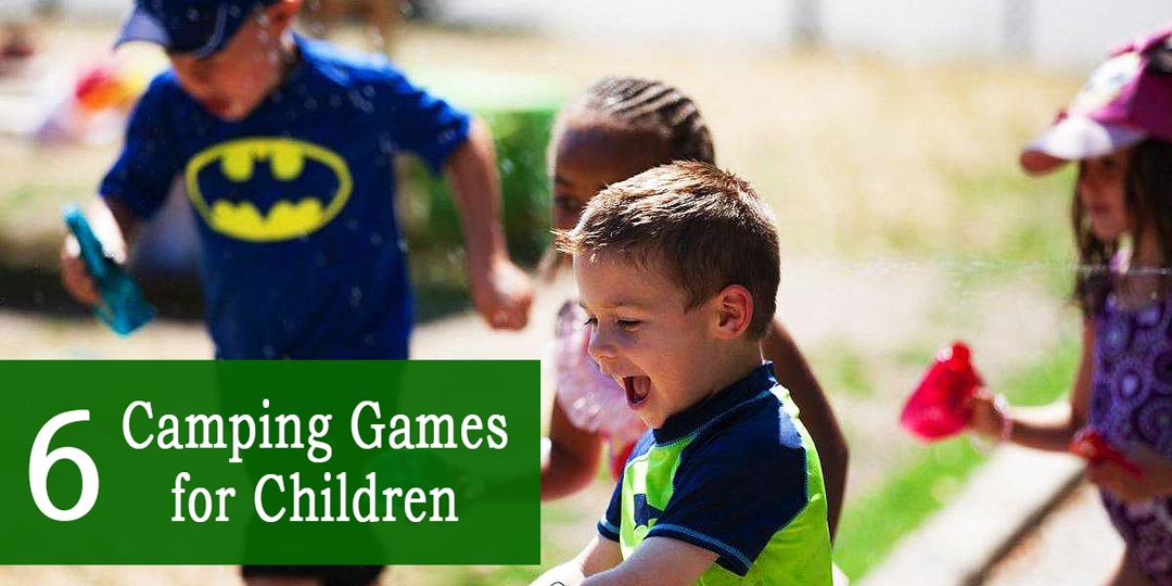 Camping Games Here Are The Best Games For Children