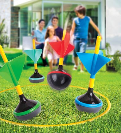 Outdoor Backyard Lawn Darts Game