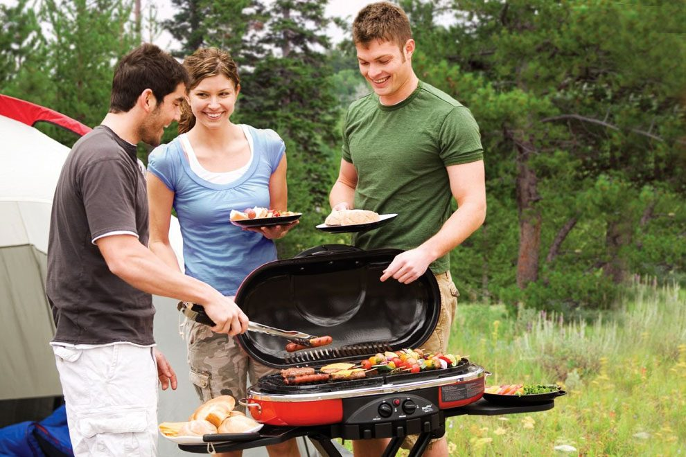 Coleman Road Trip Propane Portable Grill LXE Review