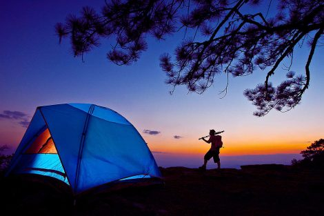 Could Camping Save you from Boredom