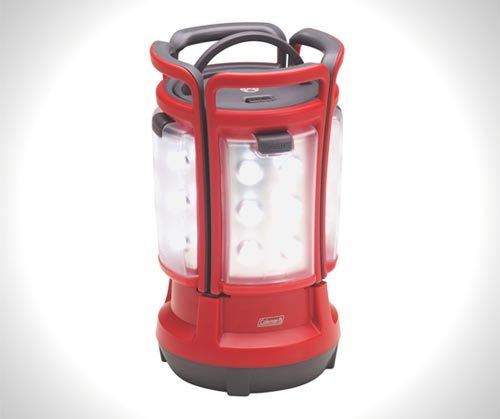 Coleman Quad LED Lantern Special Edition Ultra Bright