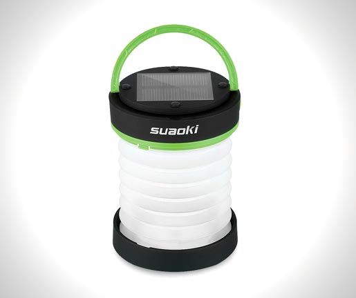 Suaoki Led Camping Lantern Lights Rechargeable Battery