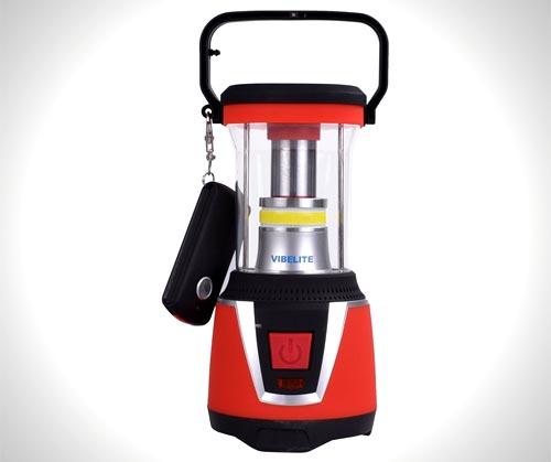VIBELITE 500LM Outdoor LED Camping Lantern with Flashlight