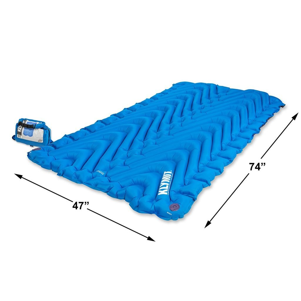 klymit sleeping pad review