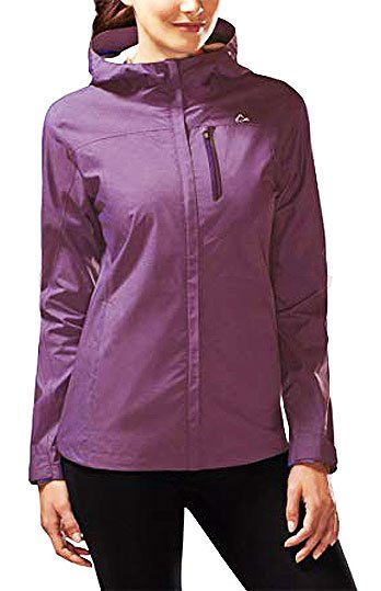 Paradox Waterproof Breathable Womens Rain Jacket