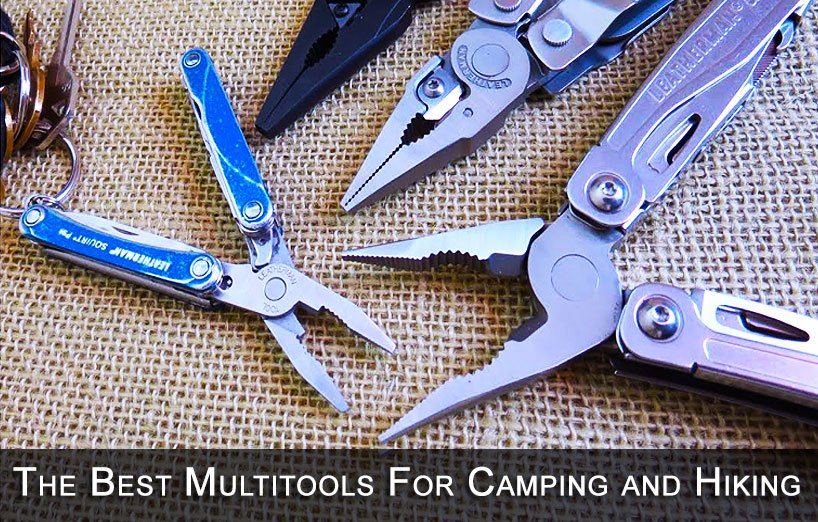 The Best Multitools For Camping and Hiking