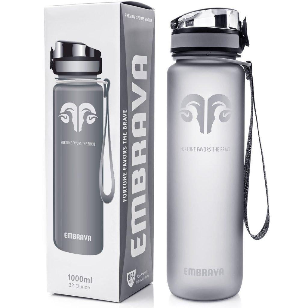 Embrava Best Sports Water Bottle