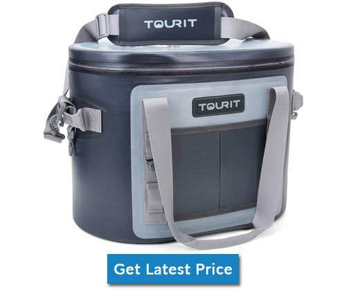 TOURIT Soft Cooler 30 Cans Leak-Proof Soft Pack