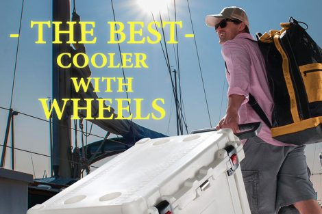 What is the best cooler with wheels
