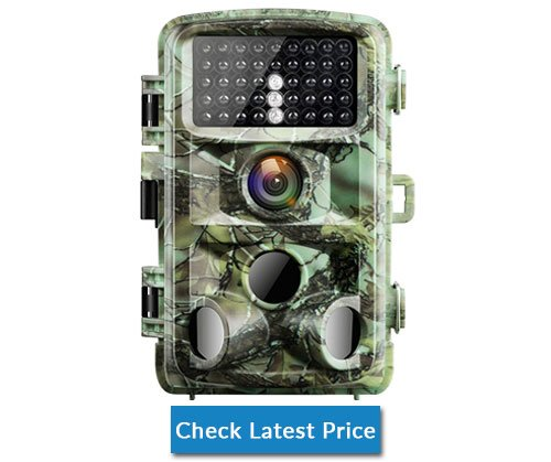 Campark Trail Game Camera 16MP 1080P Night Vision