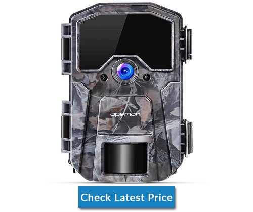 APEMAN Trail Camera 20MP 1080P Wildlife Camera