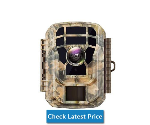 Campark T20 Mini Trail Camera 1080P HD