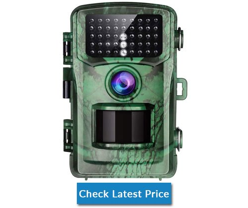 TOGUARD Trail Camera 16MP 1080P Game Hunting Cameras