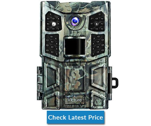 Victure Trail Camera 20MP with Night Vision